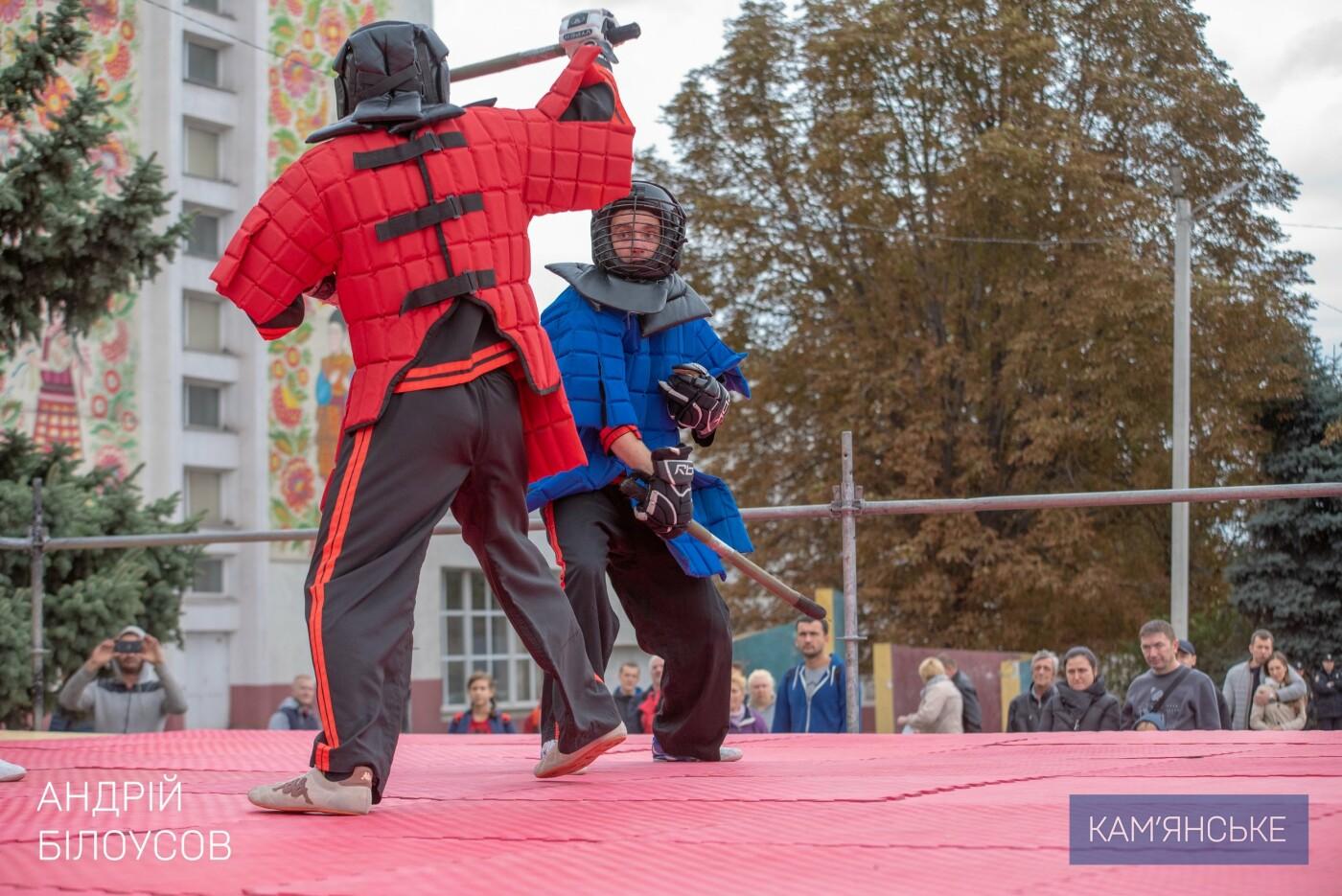 В Каменском состоялся фестиваль восточных единоборств, фото-5