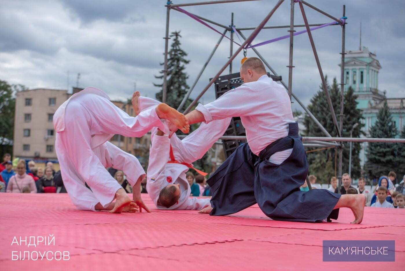 В Каменском состоялся фестиваль восточных единоборств, фото-6
