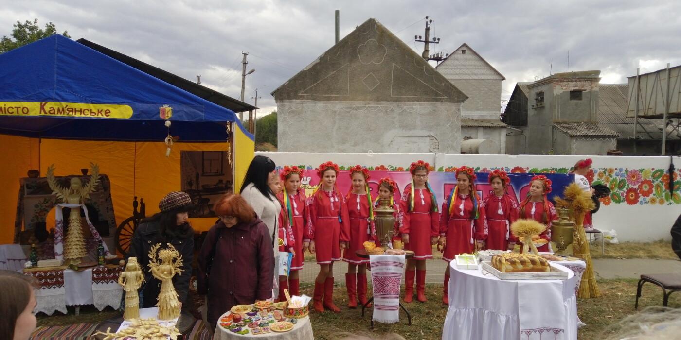 Каменчане заняли первое место на фестивале «Петриковский дивоцвит-2019», фото-4