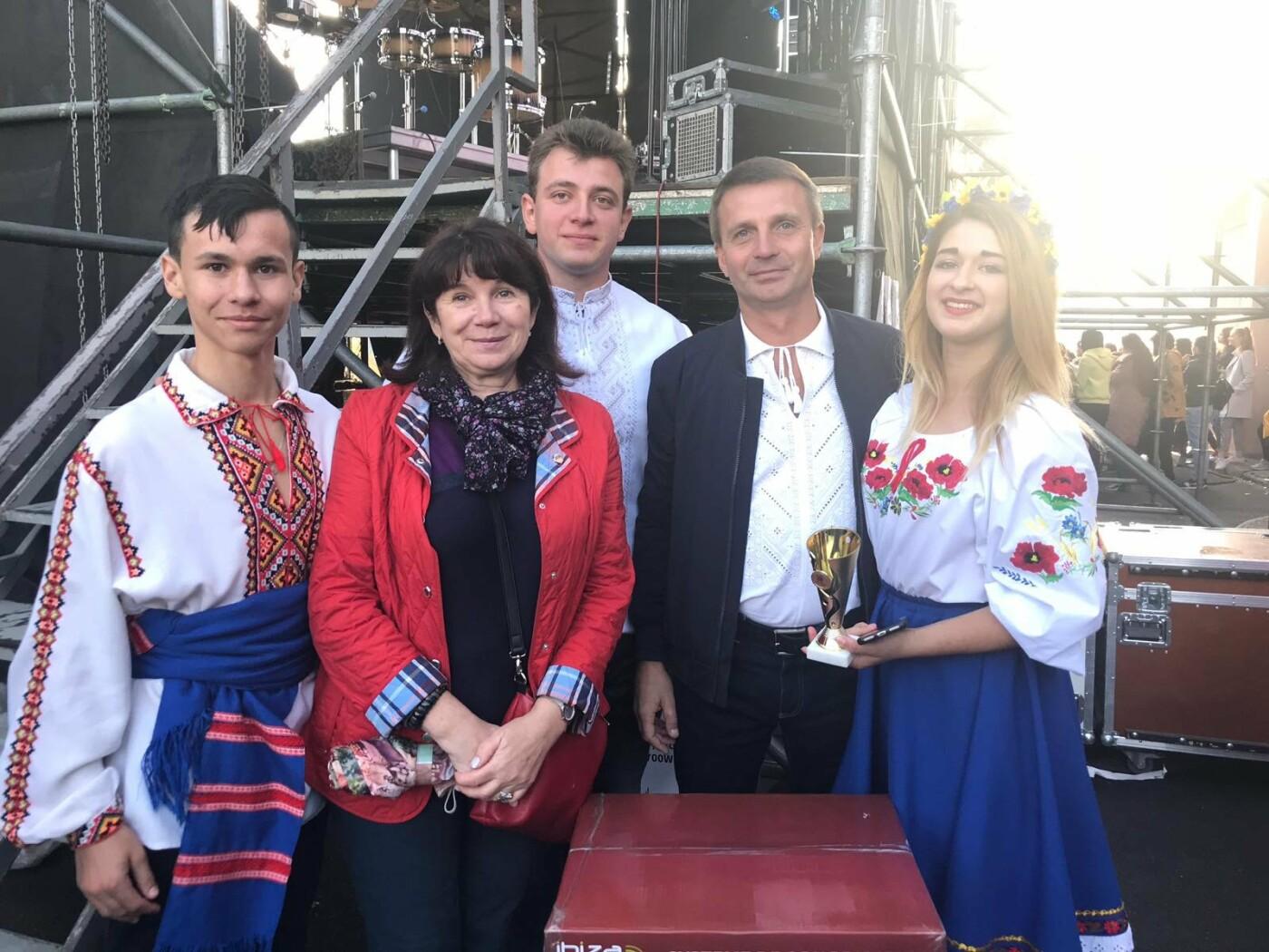 Каменчане заняли первое место на фестивале «Петриковский дивоцвит-2019», фото-1