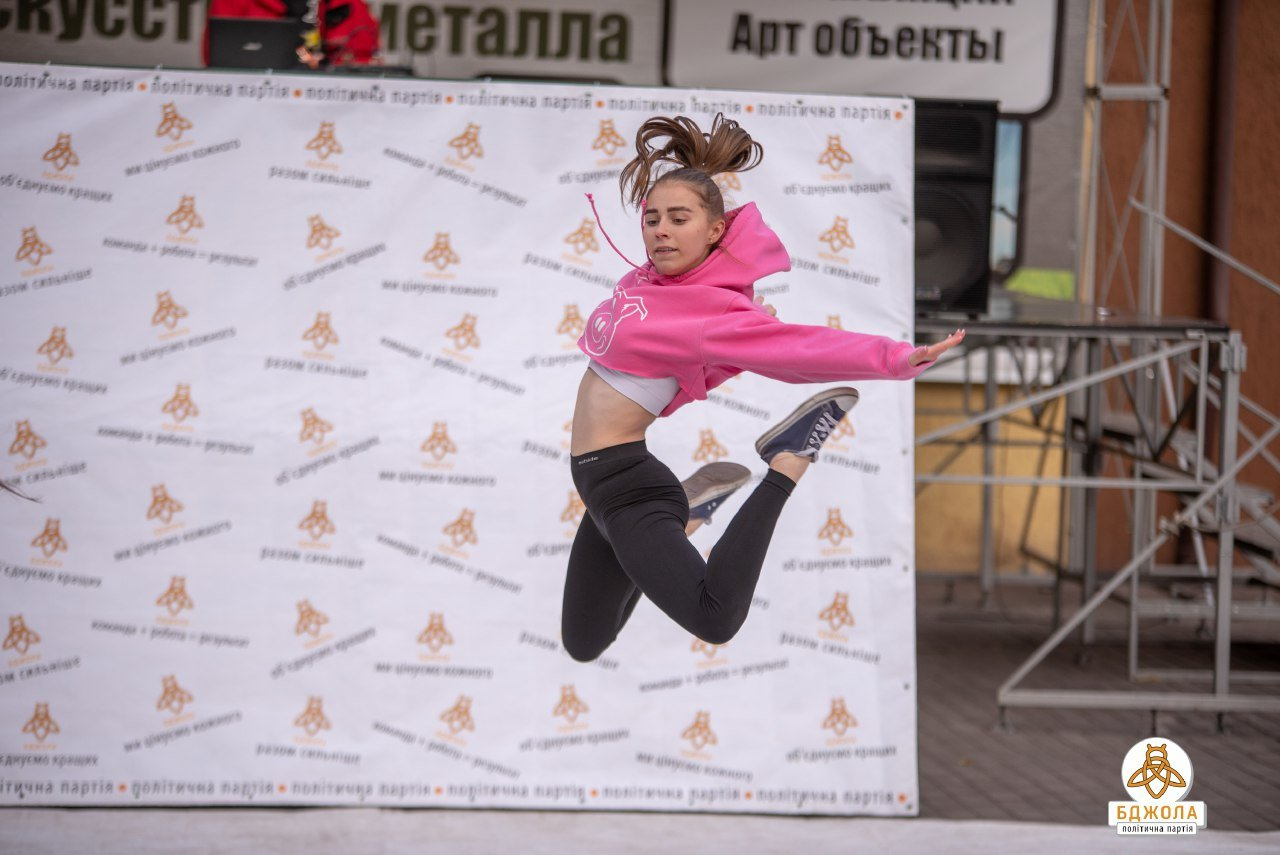 Партия «Бджола» провела в Каменском ряд интересных мероприятий, фото-9