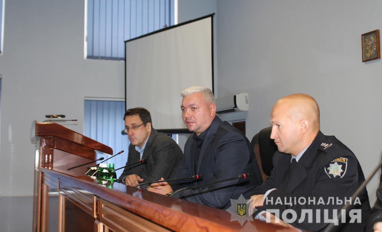 Экс-начальник полиции Каменского возглавил Криворожский ОП, фото-1