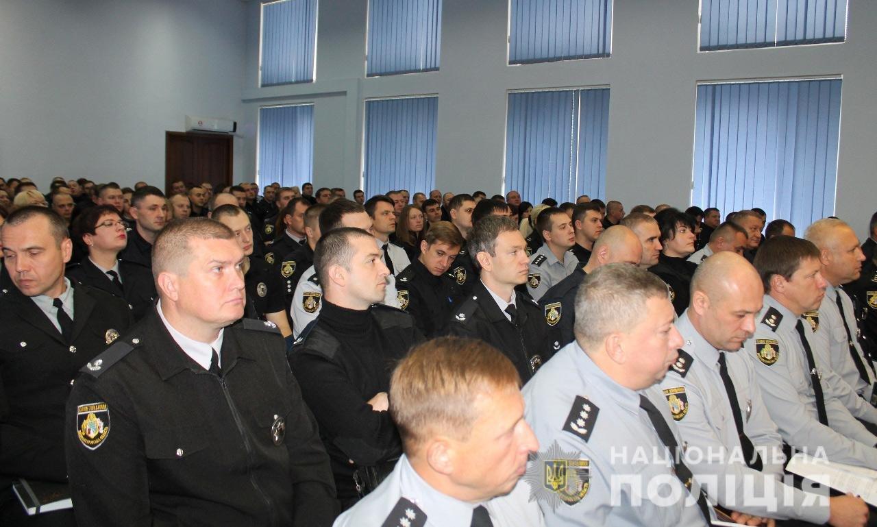 Экс-начальник полиции Каменского возглавил Криворожский ОП, фото-2