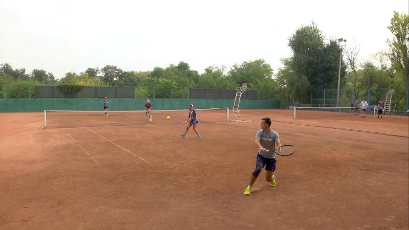 В Каменском разыграли юбилейный теннисный турнир памяти Аношкина, фото-3