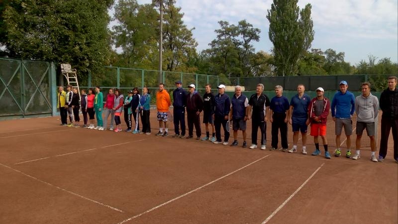 В Каменском разыграли юбилейный теннисный турнир памяти Аношкина, фото-2