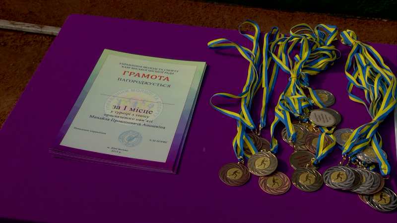 В Каменском разыграли юбилейный теннисный турнир памяти Аношкина, фото-5