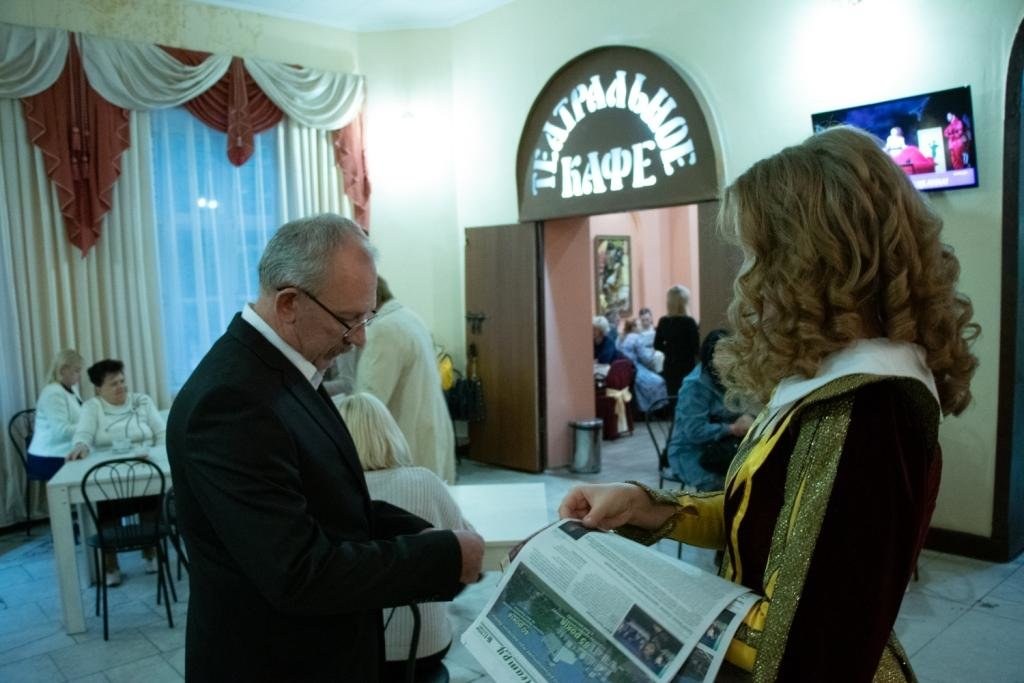 Театр Каменского открыл юбилейный сезон-2019-2020, фото-2