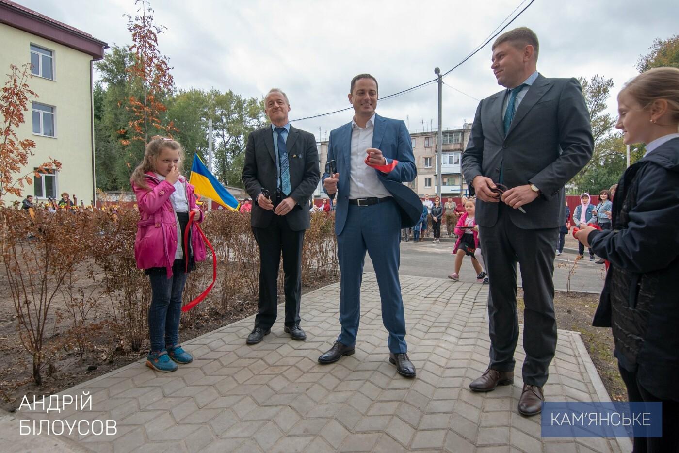 В Каменском открыли многоквартирный дом для переселенцев, фото-6