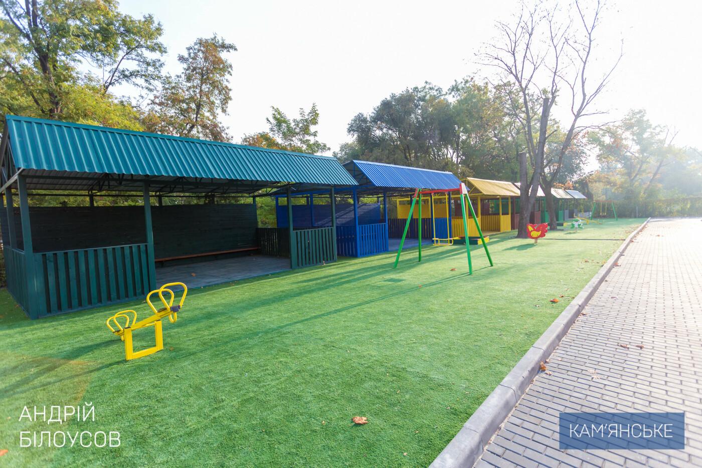 В Каменском на Черемушках открыли после реконструкции новый детский сад на 110 мест, фото-3
