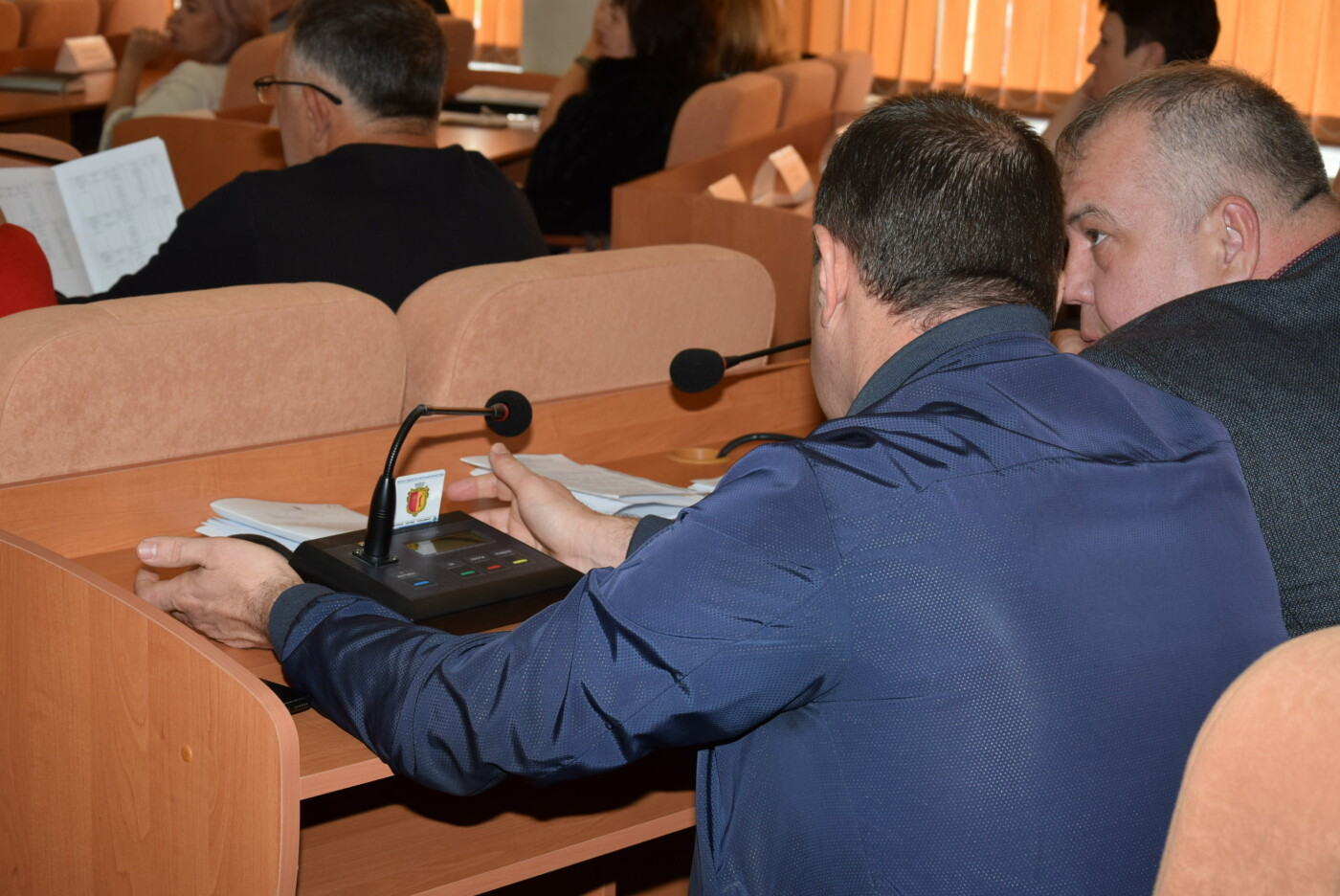 Что решили на заседании сессии Каменского горсовета, фото-6