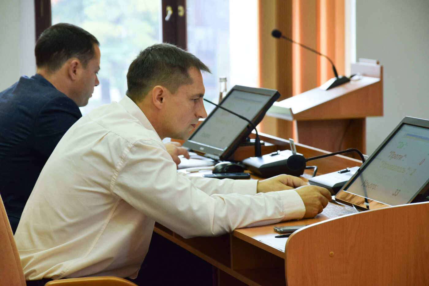 Что решили на заседании сессии Каменского горсовета, фото-5