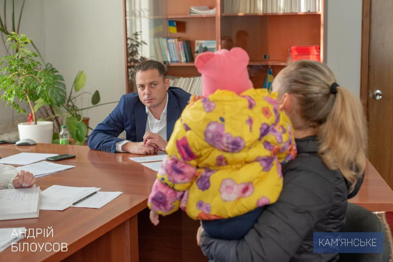 Мэр Андрей Белоусов провел прием граждан в Каменском, фото-1