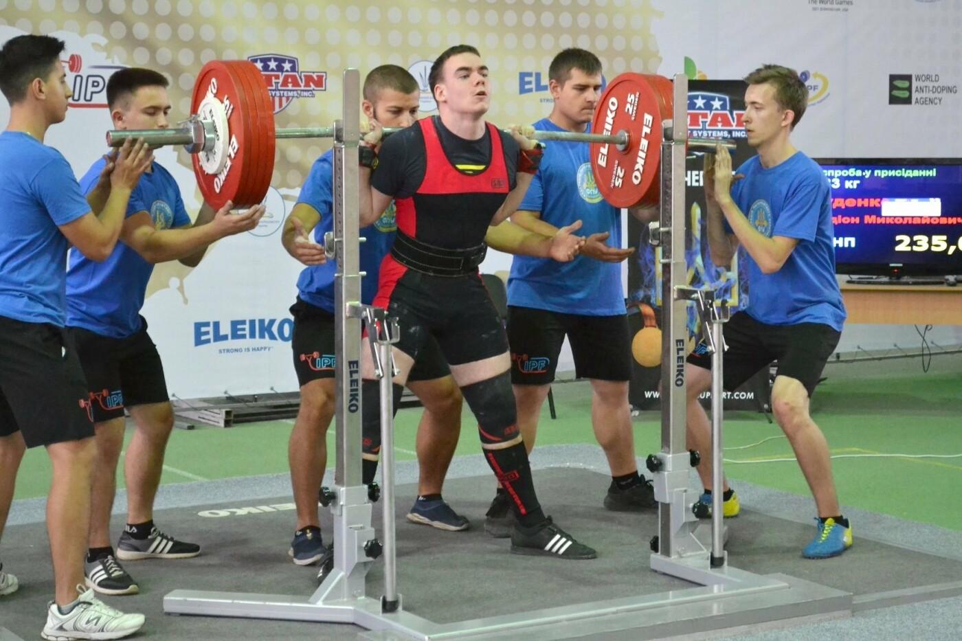 Каменчане стали чемпионами Украины по пауэрлифтингу, фото-4