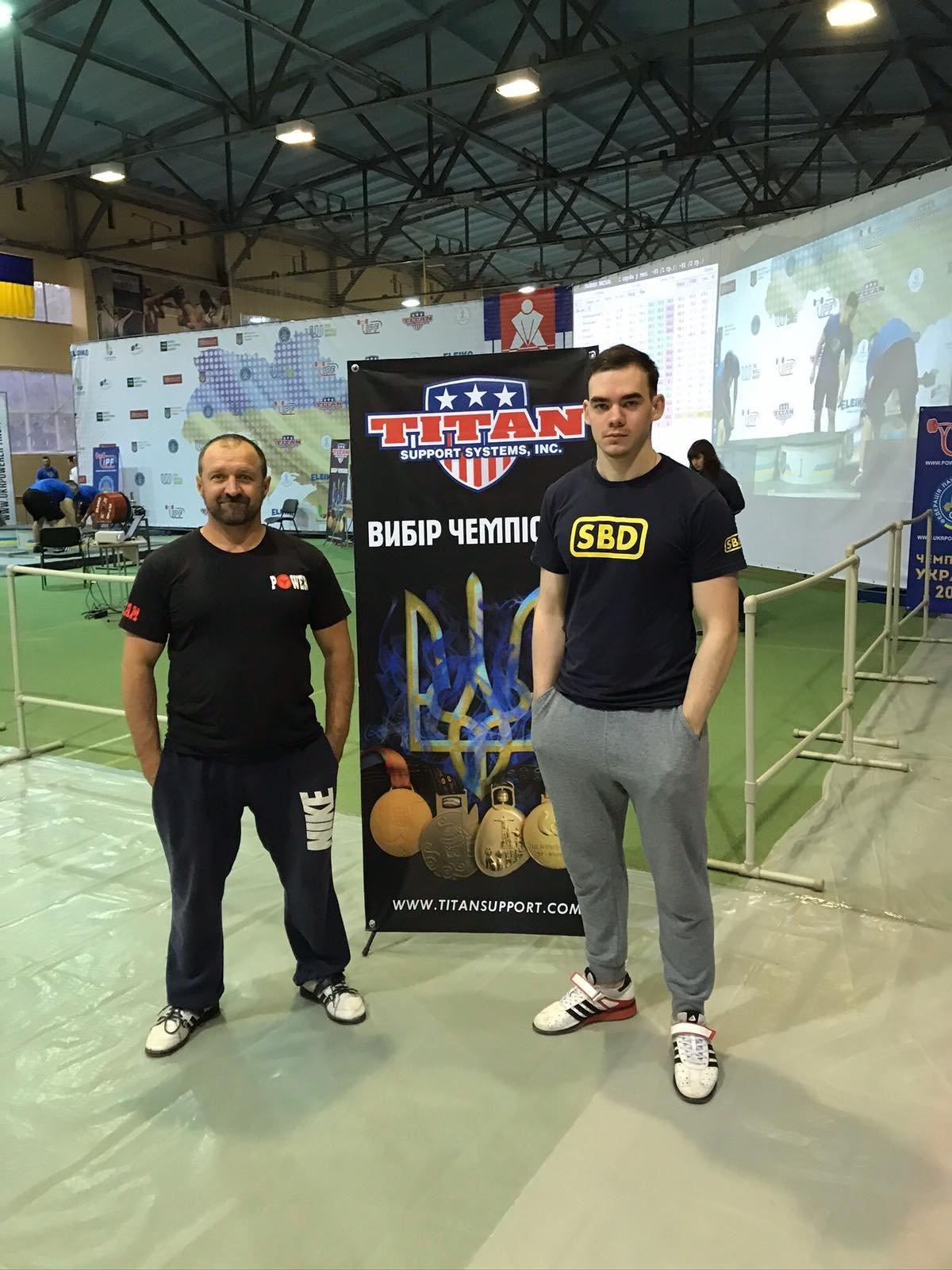 Каменчане стали чемпионами Украины по пауэрлифтингу, фото-3