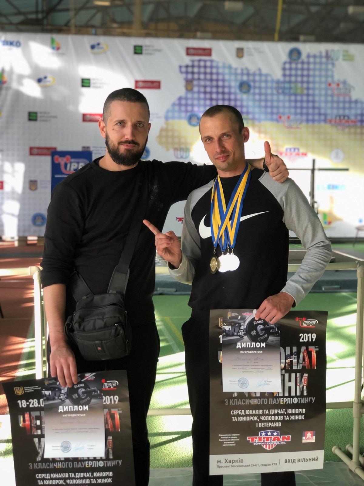 Каменчане стали чемпионами Украины по пауэрлифтингу, фото-7