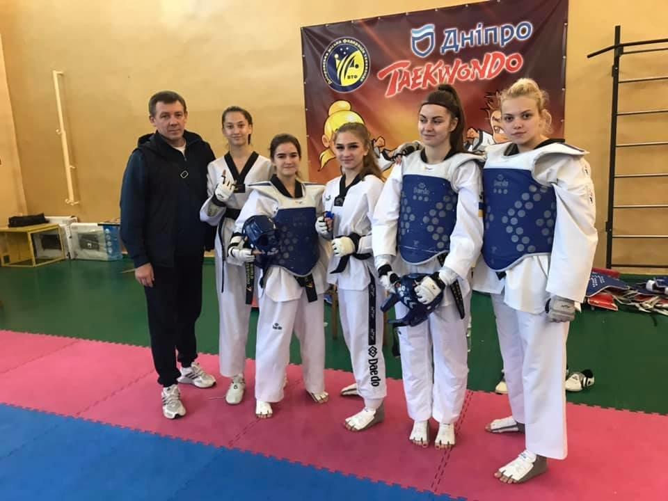 Каменские тхэквондисты стали победителями и призерами двух соревнований в Днепре, фото-2