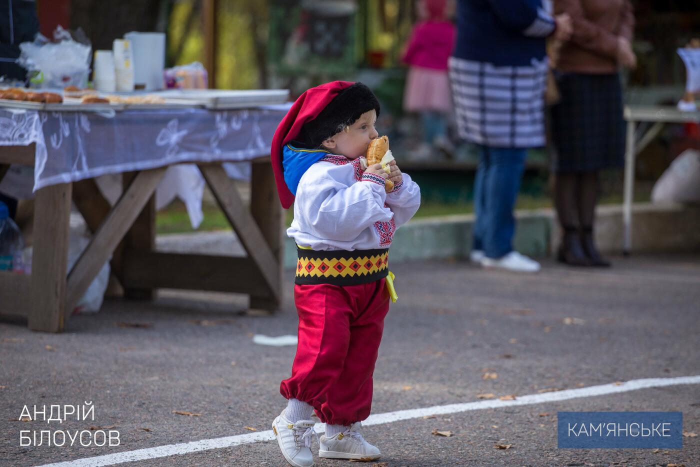 В Каменском отметили Покрову казацкими забавами, фото-6