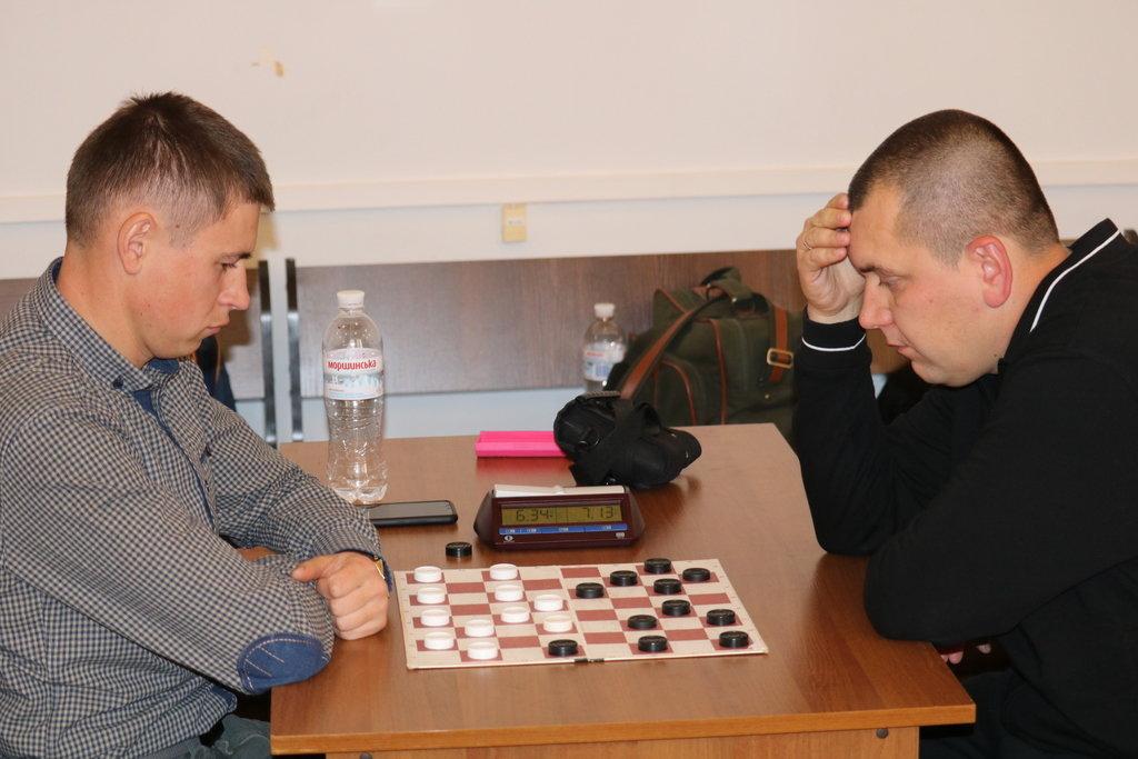 Каменчанин победил в Кубке Украины по шашкам среди УБД, фото-3