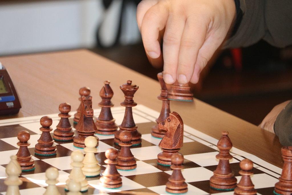 Каменчанин победил в Кубке Украины по шашкам среди УБД, фото-5