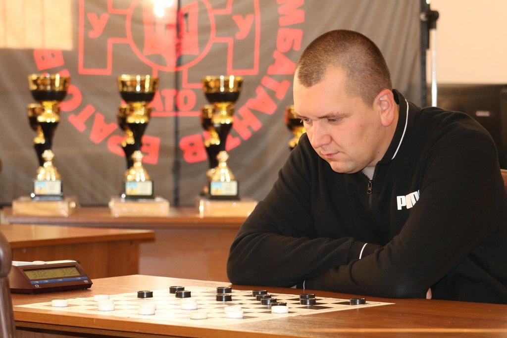 Каменчанин победил в Кубке Украины по шашкам среди УБД, фото-6
