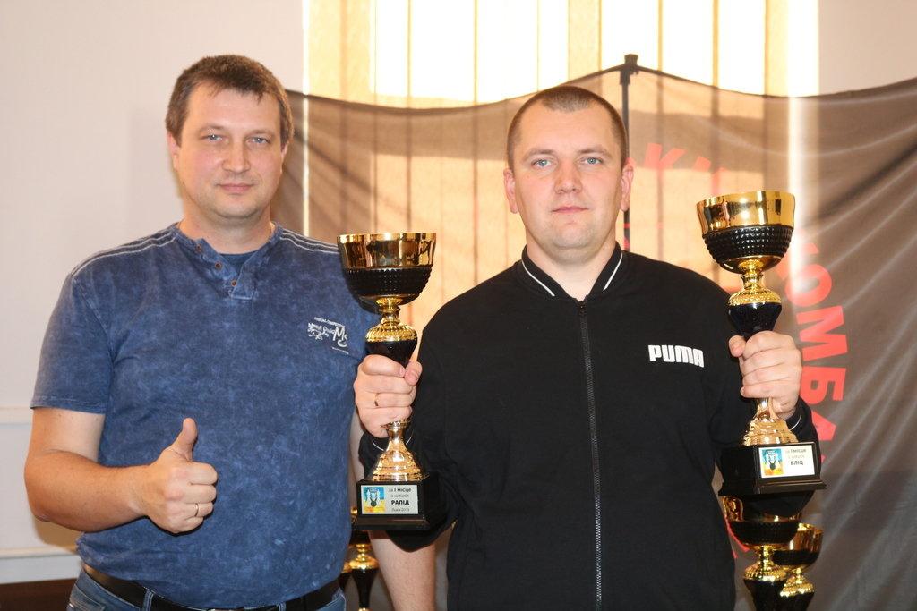 Каменчанин победил в Кубке Украины по шашкам среди УБД, фото-7