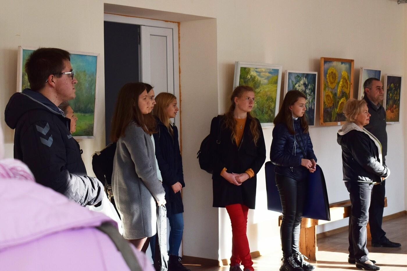 В Каменском открылась выставка для поклонников реализма, фото-2