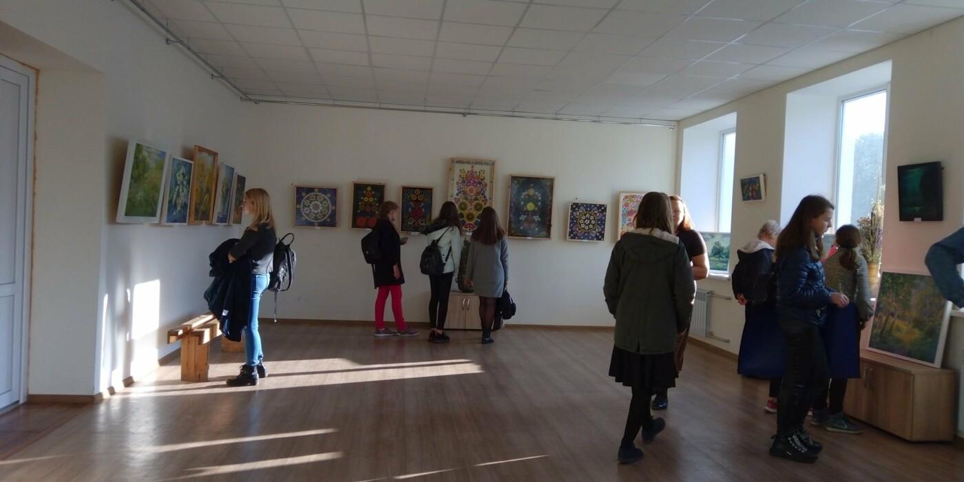 В Каменском открылась выставка для поклонников реализма, фото-4