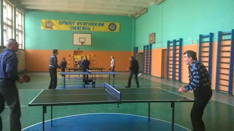 В Каменском соревновались теннисисты с особыми потребностями, фото-3