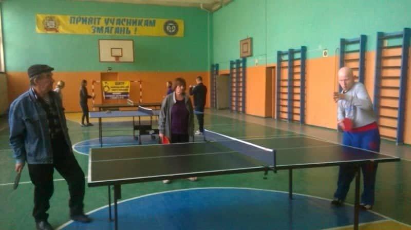 В Каменском соревновались теннисисты с особыми потребностями, фото-2