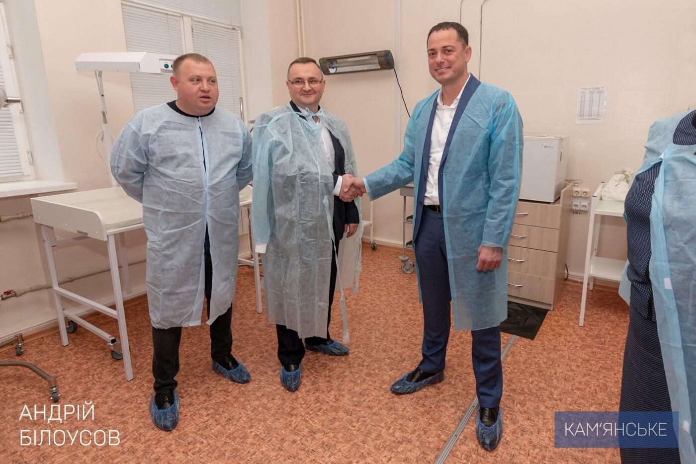 В роддом Каменского закупили новое медоборудование, фото-2