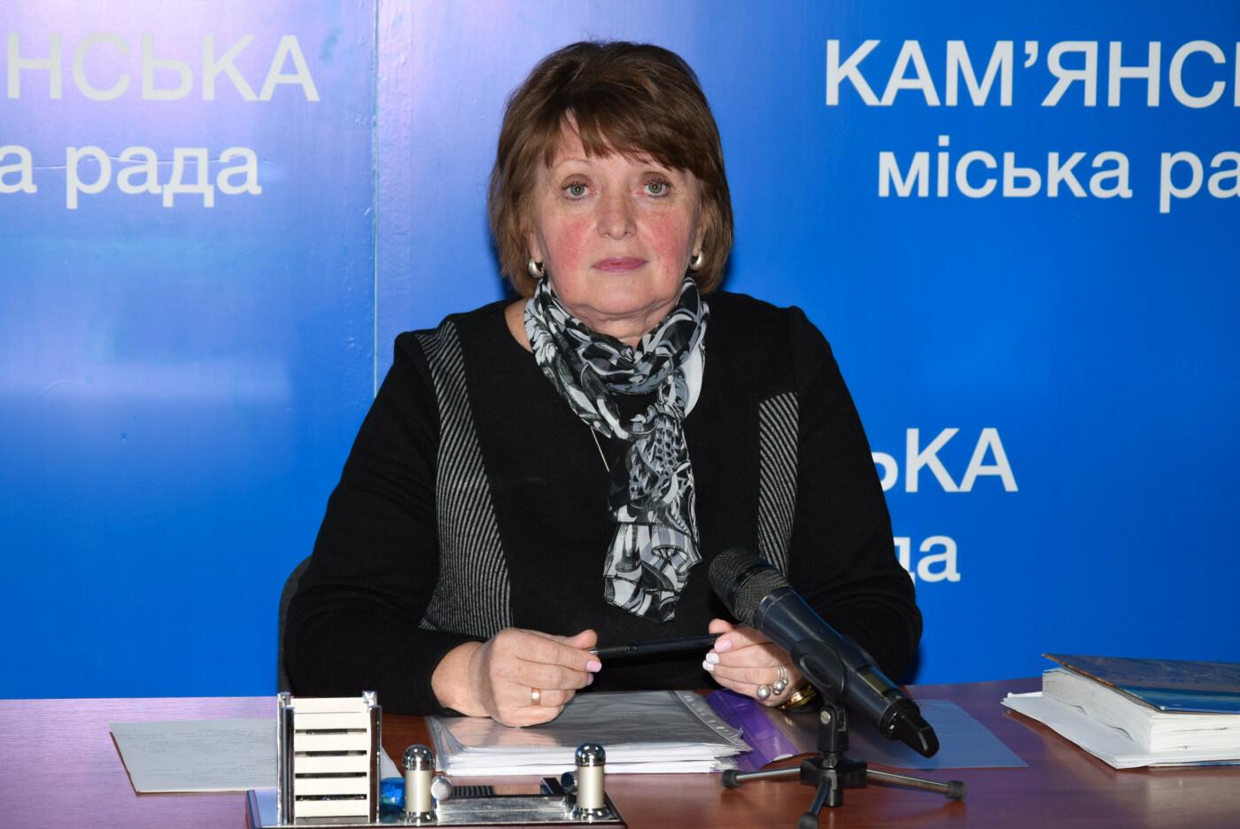 Достижения и приоритеты: Татьяна Онищенко рассказала об образовании в Каменском, фото-1