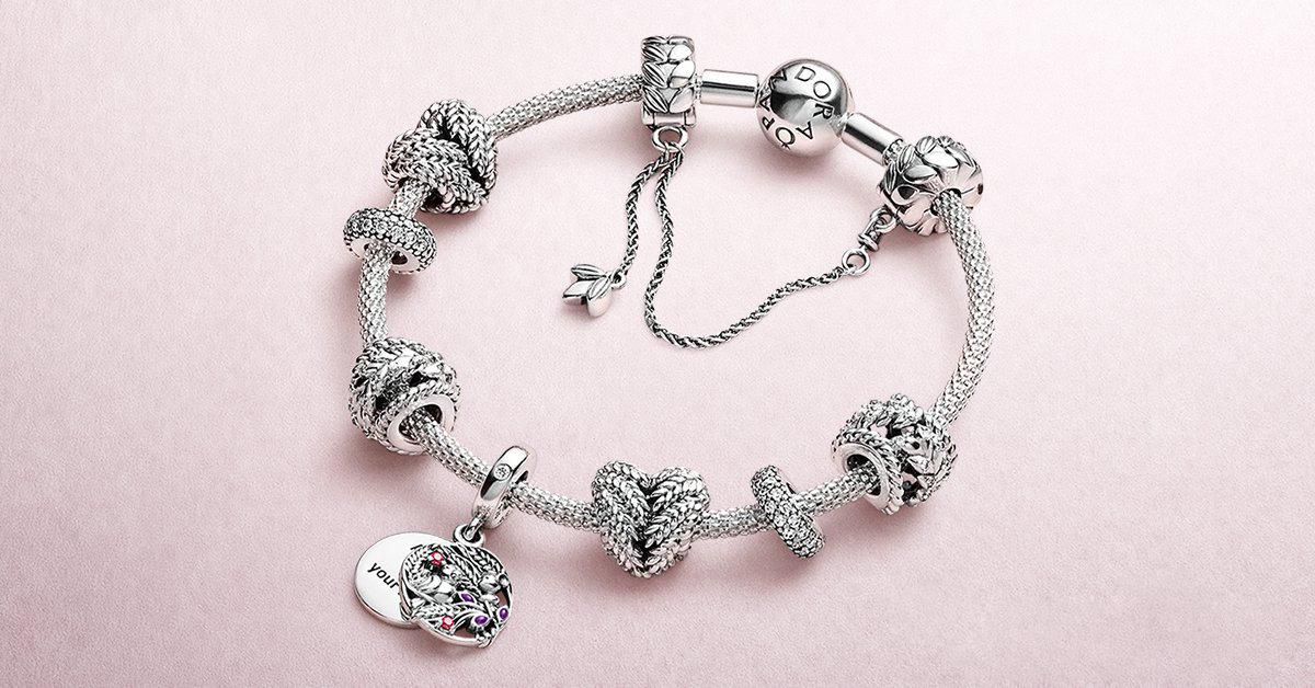 Хотите подчеркнуть свой неповторимый вкус и неотразимость? Браслеты Pandora серебро – именно то, что вам нужно!, фото-10