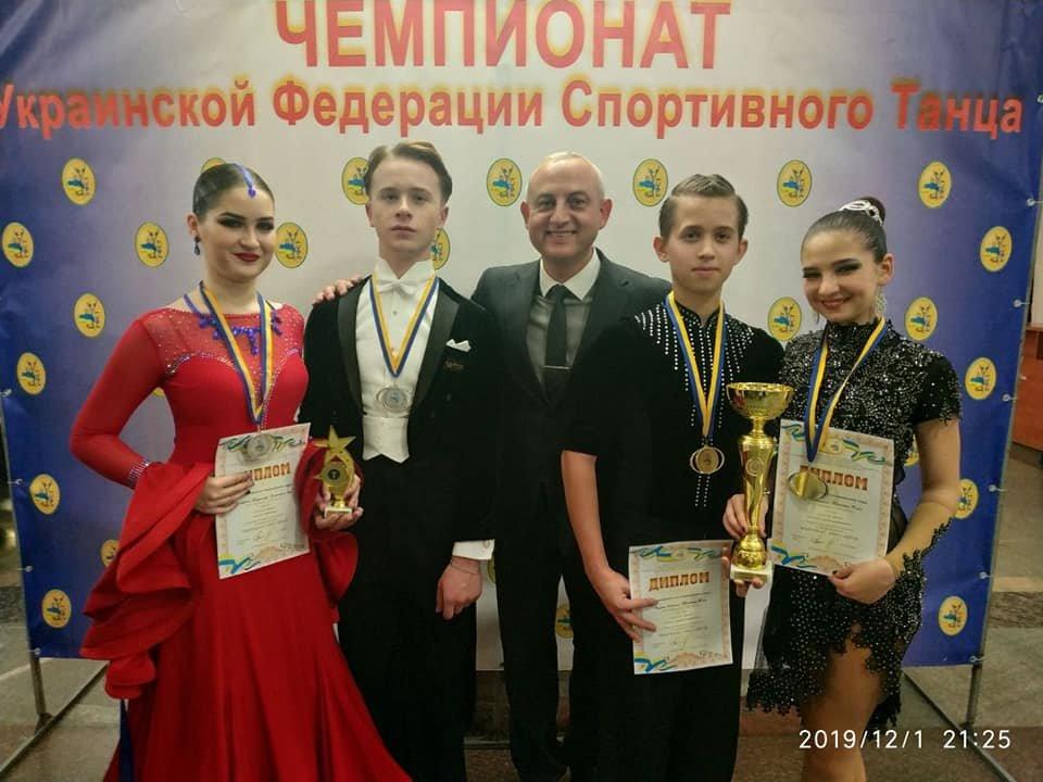 Танцоры Каменского привезли награды из Запорожья, фото-5