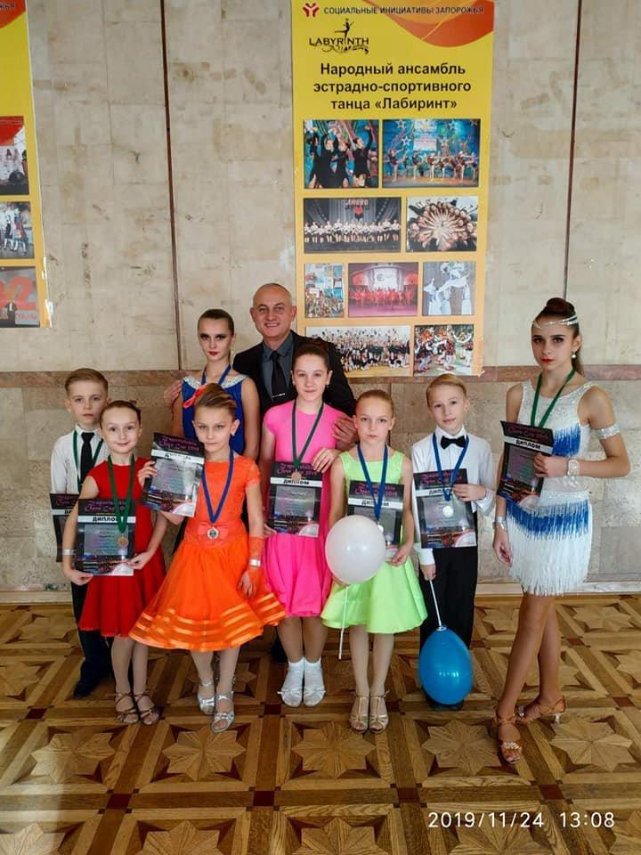 Танцоры Каменского привезли награды из Запорожья, фото-3