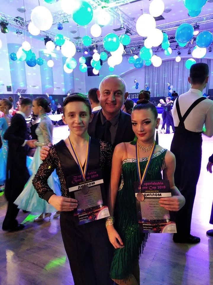 Танцоры Каменского привезли награды из Запорожья, фото-4