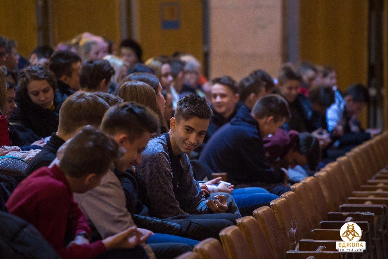 В Каменском прошло информативное мероприятие ко Дню борьбы со СПИДом, фото-1