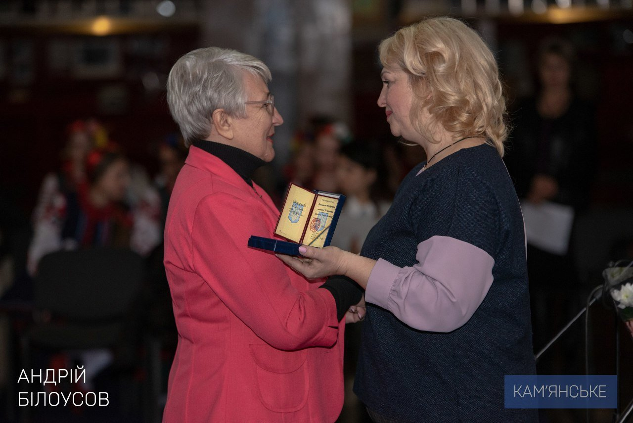 В Каменском чествовали защитников Украины и волонтеров, фото-1