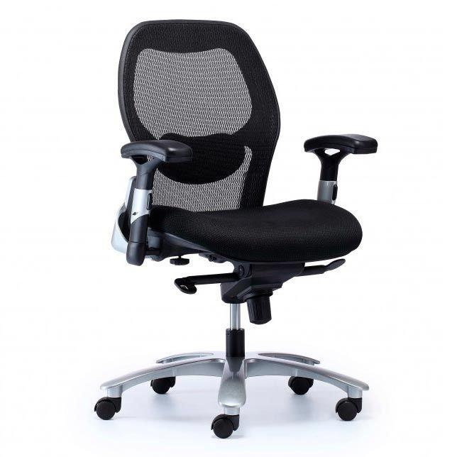 Эргономичные офисные кресла – комфортная работа в течение всего дня, фото-12