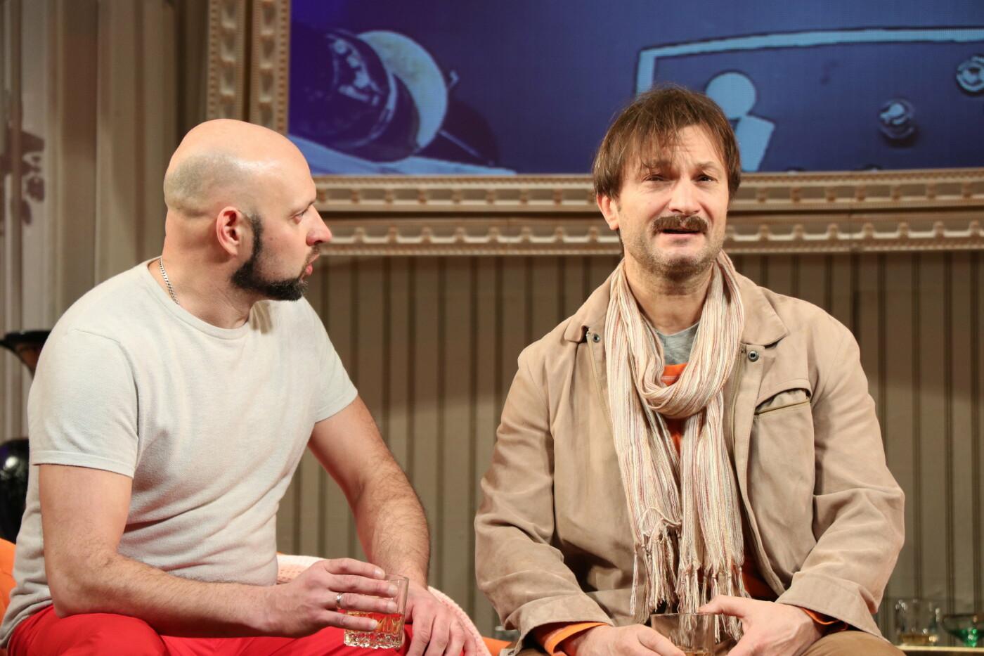 Любовь, дружба и много юмора: в театре Каменского представили «Ужин дураков», фото-3