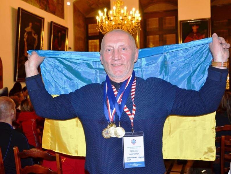 Каменчанин стал четырехкратным чемпионом Европы по зимнему плаванию, фото-1