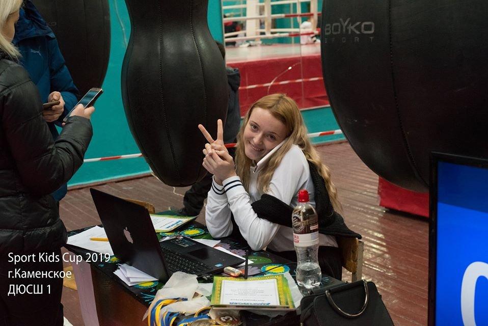 В Каменском прошел открытый турнир по тхэквондо, фото-1
