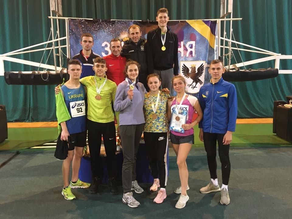 Каменские легкоатлеты стали призерами международного турнира, фото-3