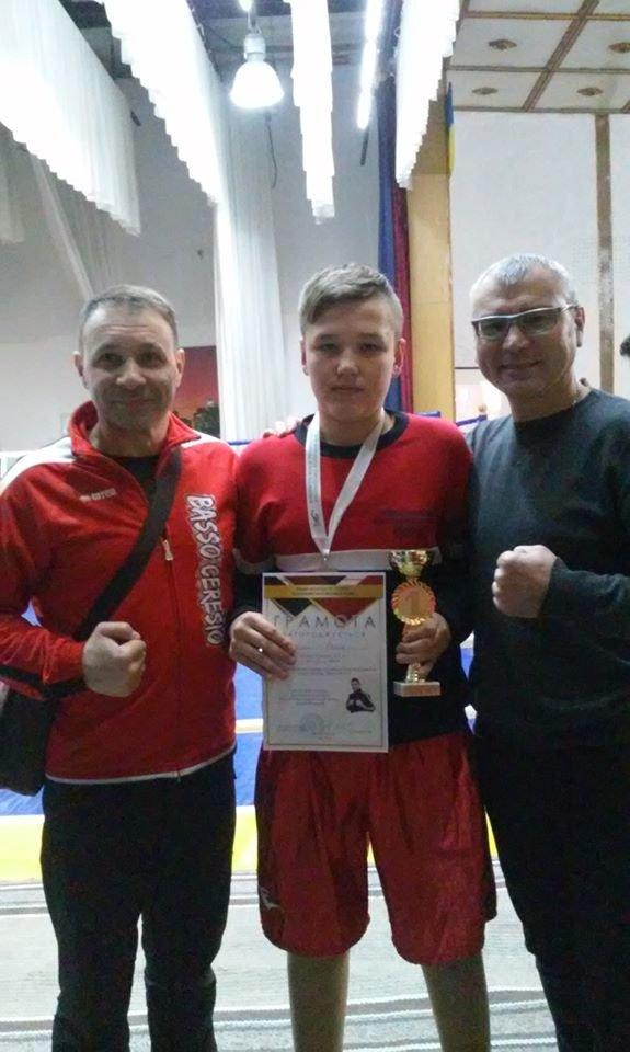 Боксеры из Каменского стали призерами и чемпионами Всеукраинских соревнований, фото-1