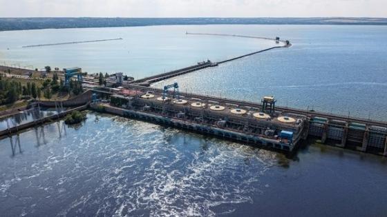 Каменская Среднеднепровская ГЭС наращивает производительные мощности, фото-2
