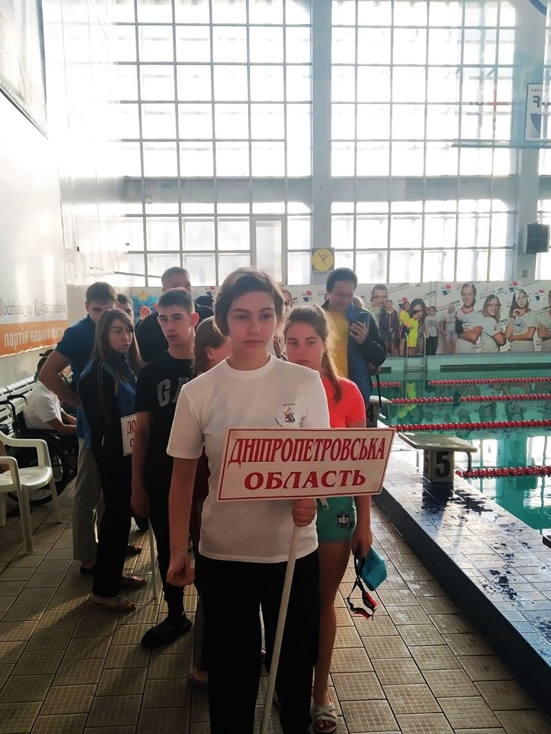 Пловец из Каменского стал призером чемпиона Украины, фото-1