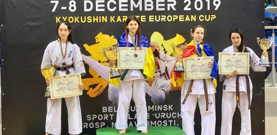 Каменчане стали чемпионами Европы по киокушин каратэ, фото-2