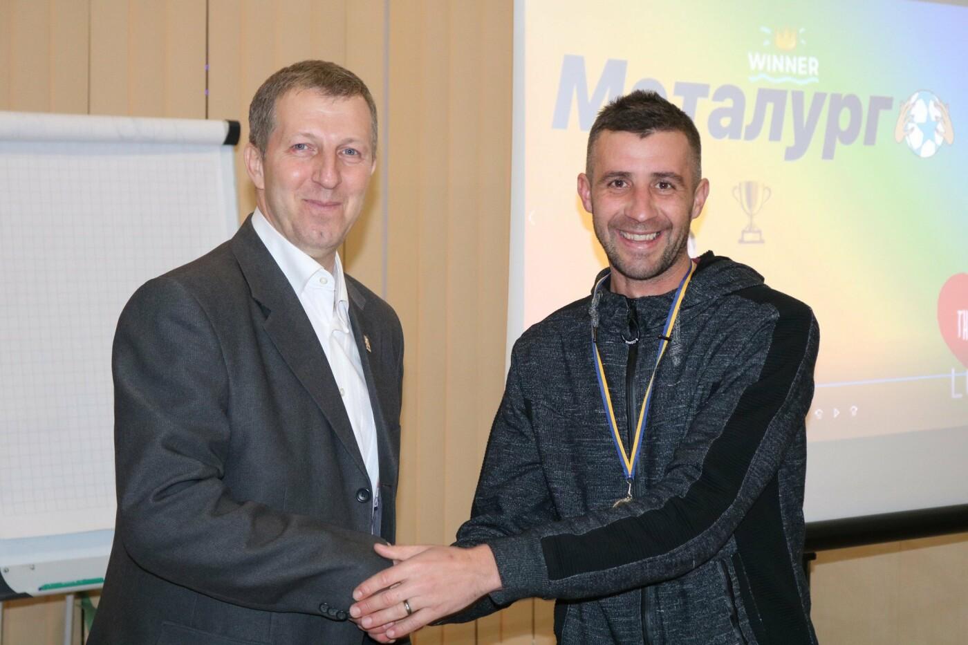 Федерация футбола Каменского наградила призеров чемпионата города, фото-4