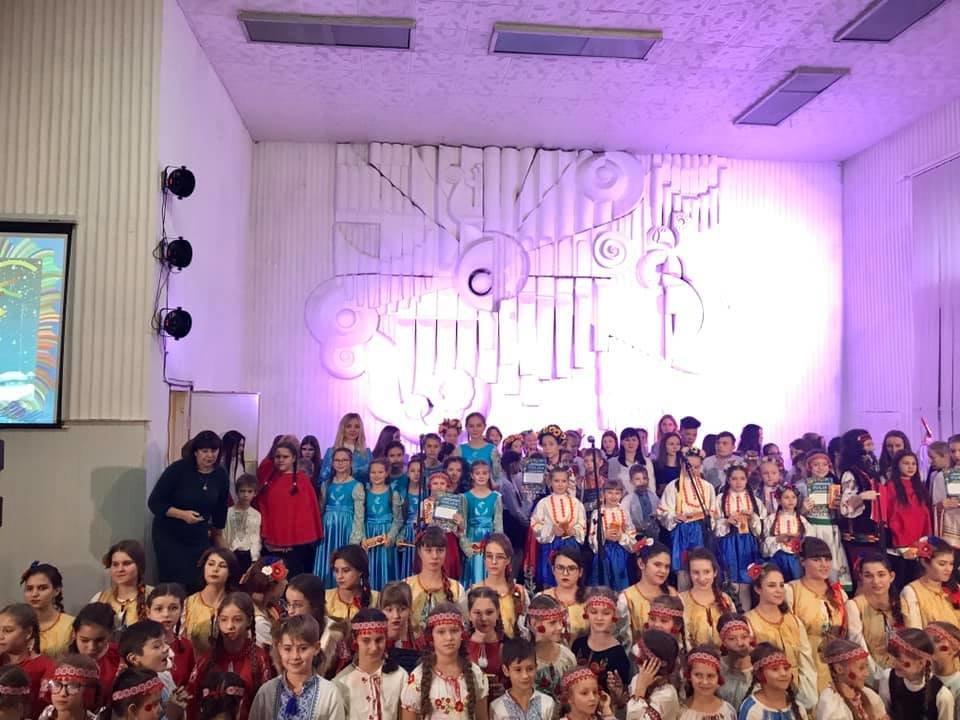 В Каменском прошел фестиваль «Рождественская звезда», фото-2