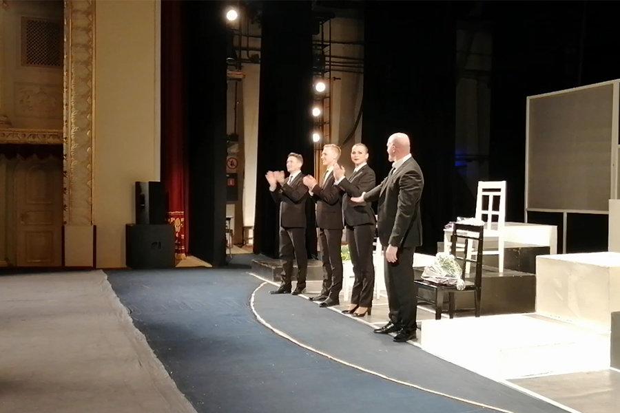 Театр Каменского начинает год с гастролей, фото-1
