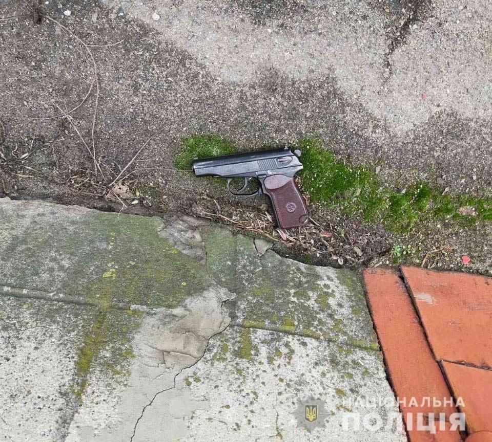 В Южном районе Каменского стреляли в гаражном кооперативе, фото-1